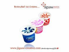These #branded_ice_cream are guaranteed to be a winner at any event.   #welovepromogifts❤️