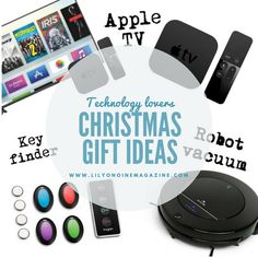 Lily Online Magazine Articles. We've just made your #Christmas #shopping much easier! Head over to www.lilyonlinemagazine.com for our #Technology #Lovers Christmas #Gift Guide. We've got something for just about everyone at great  #online #prices too! #giftguide #christmasgift #giftideas #drone #virtualreality #soy #camera #appletv #smartphone #solar #geek