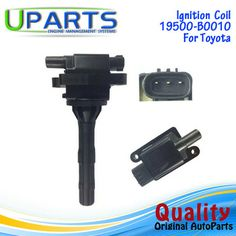 Free Shipping! Brand New,OEM Quality Ignition Coil For Toyota AVANZA 19500-B0010 With Ignition Module Factory Price Ignition Coil, Oem, Toyota, Transportation, Product Launch, Free Shipping, Poland