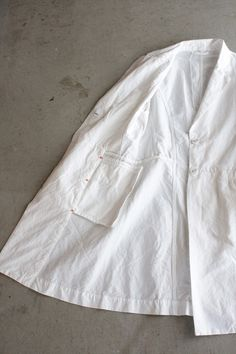 CASEY CASEY <br>LINEN COAT - Other Brand,OUTER - Veritecoeur(ヴェリテクール)