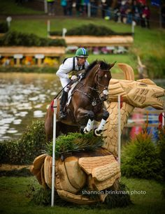 Ireland's Aoife Clark wins the Blenheim CCI***  The Chronicle of the Horse