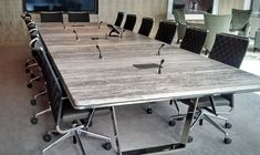 High-end Conference Room tables for Decca