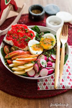 Assiette Complète Danoise - Food for Love - Best Pins Asian Cooking, Healthy Cooking, Healthy Salads, Healthy Recipes, Perfect Grilled Chicken, Salad Bar, Pasta, Light Recipes, Organic Recipes
