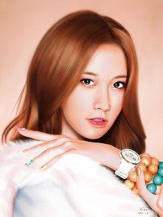 SNSD Yoona by MacOS76