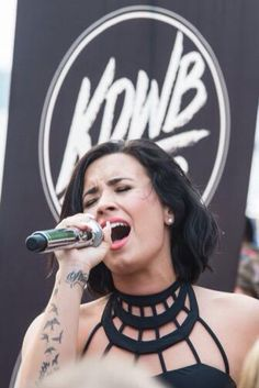 Demi at 1013KDWB's lake side party in Minnesota, promoting Cool for the Summer - July 3rd