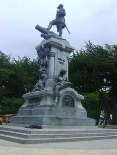 Plaza de Armas, Punta Arenas, Región de Magallanes (2011)