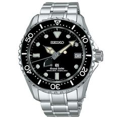 Men's Grand Seiko Spring Drive Watch