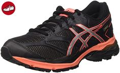 Asics Gel-pulse 8 G-tx, Damen Gymnastik, Nero (Black/Silver/Flash Coral), 36 EU (3.5 UK) - Asics schuhe (*Partner-Link)