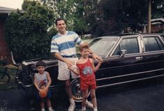 Eric, Jeff and Chad- 1989
