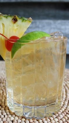 A Skinny (Birthday) Mai Tai Recipe