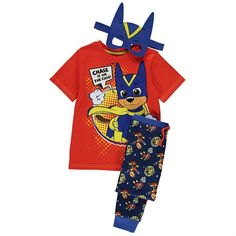 Paw Patrol Chase Pyjamas