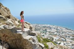 Girl vs Globe: Santorini, Greece: The Island From A Bird's Eye View Places To Travel, Places To Go, Travel Destinations, Paros, Merida, Things To Do In Santorini, Greece Honeymoon, Santorini Island, Santorini Greece