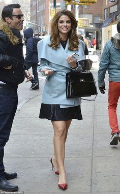 Maria Menounos Street Style