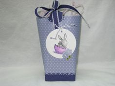 TLC368, Easter Box in a Bag by cjzim - Cards and Paper Crafts at Splitcoaststampers