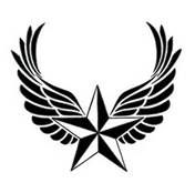 Star with Wings Tattoo Designs - Bing Images