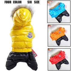 Winter Pet Dog Clothes  Jacket New Small Medium Big Pet dog Fashion Clothes For Dog XS S M L XL XXL Jumpsuit Girl Coat China #>=#>=#>=#>=#> Click on the pin to check out discount price, color, size, shipping, etc. Save and like it!