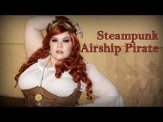 STEAMPUNK! Do-it-yourself Makeup & Costume Tutorial -Halloween - http://steampunkvapemod.com/steampunk-do-it-yourself-makeup-costume-tutorial-halloween/
