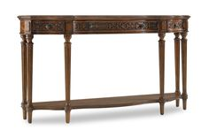 Hooker Furniture 5048-85 Thin Console 5048-85122