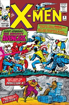 Avengers Classics: Avengers Vs. X-Men. Kind of a repeat of the big stuff happening now. :/ Way to go, Stan.