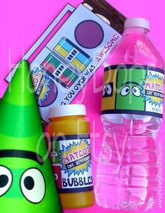 YGG Do-It-Yourself Printable Party Pack!
