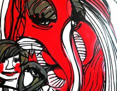 """Check out new work on my @Behance portfolio: """"Artists"""" http://be.net/gallery/38641217/Artists"""