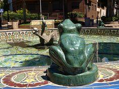 Plaza de Los Patos, Santa Cruz