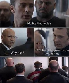 Stay at home. Avengers Humor, Funny Marvel Memes, Marvel Jokes, Crazy Funny Memes, Really Funny Memes, Stupid Memes, Funny Relatable Memes, Wtf Funny, Funny Jokes