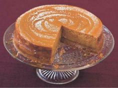 Baked Pumpkin Cheesecake Recipe served at Raglan Road in Downtown Disney at Disney World