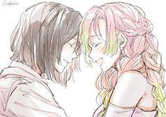 Anime Demon, Manga Anime, Anime Art, Demon Slayer, Slayer Anime, Fanarts Anime, Anime Characters, Me Me Me Anime, Anime Love