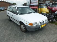Opel Astra - 1.6 i CARAVAN - 1994 - Benzine - www.autobedrijfjanwijdeven.nl