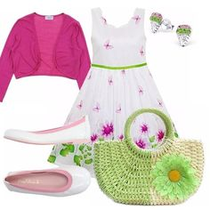 Outfit Estate nell'aria!