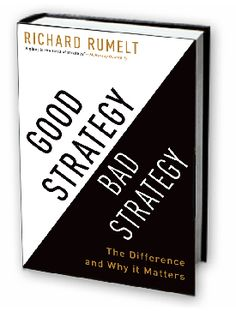 Best book on strategy. If you really want to understand ...