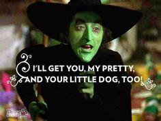 #TheWizardofOz - Wicked Witch of the West