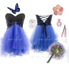 Ordered my prom dress yesterday. I'm in love with it.