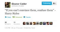 Haha Eleanor I love you! Your so funny Just like Lou Perfect match I guess (; -A xx