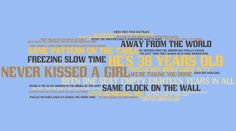 38 Years Old - The Tragically Hip > Digital Lyric Art Tragically Hip Lyrics, Take You Home, Lyric Art, Saddest Songs, Music Lovers, Year Old, Bar Ideas, Gift Ideas, My Love