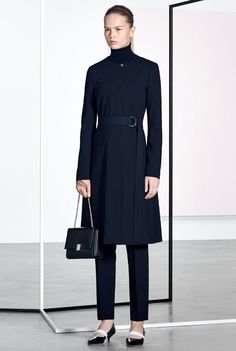 Boss Pre-Fall 2016 Fashion Show Collection Fall Fashion 2016, Big Fashion, Autumn Winter Fashion, Fashion News, Fall Winter, Anna Ewers, Vogue, Fashion Show Collection, Business Outfits
