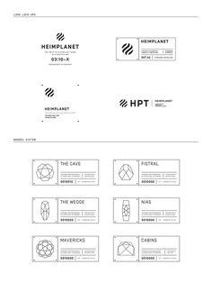 Heimplanet branding