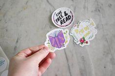 $8.97 Banned Books Laptop Sticker Set: Fabulously Feminist