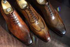 Shoes by Santoni . . . . . der Blog für den Gentleman - www.thegentlemanclub.de/blog