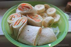 Kid food: Lunch - Veggie Mama