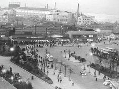昭和31年 川崎駅(1956年) …