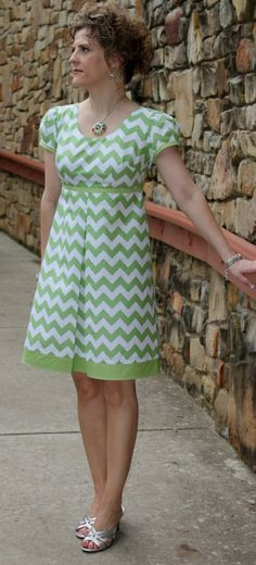 Bebe dress pattern.  $11 from SewSerendipity.com