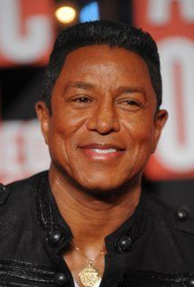 jermaine jackson - spotted at the beverly hills hotel polo lounge...