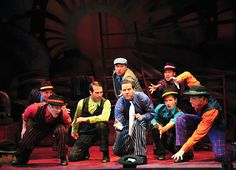 Guys and Dolls Plot & Costume Rental - Costume World Theatrical