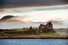 Duart Castle - Isle of Mull, Scotland