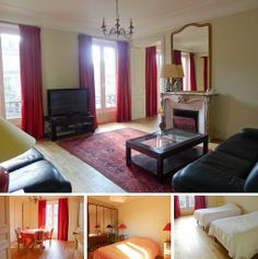 1000 Images About Rent 2 Bedroom Apartments Paris On Pinterest Apartment Bedrooms Furnished