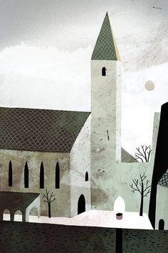 jon klassen: illustration / Klassen is one of my absolute favorites! If you haven't checked out his stuff before, you should.