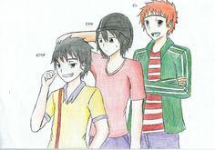 ed edd n eddy anime - Google Search