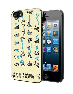 Avatar Water Scroll Bending Samsung Galaxy S3/ S4 case, iPhone 4/4S / 5/ 5s/ 5c case, iPod Touch 4 / 5 case
